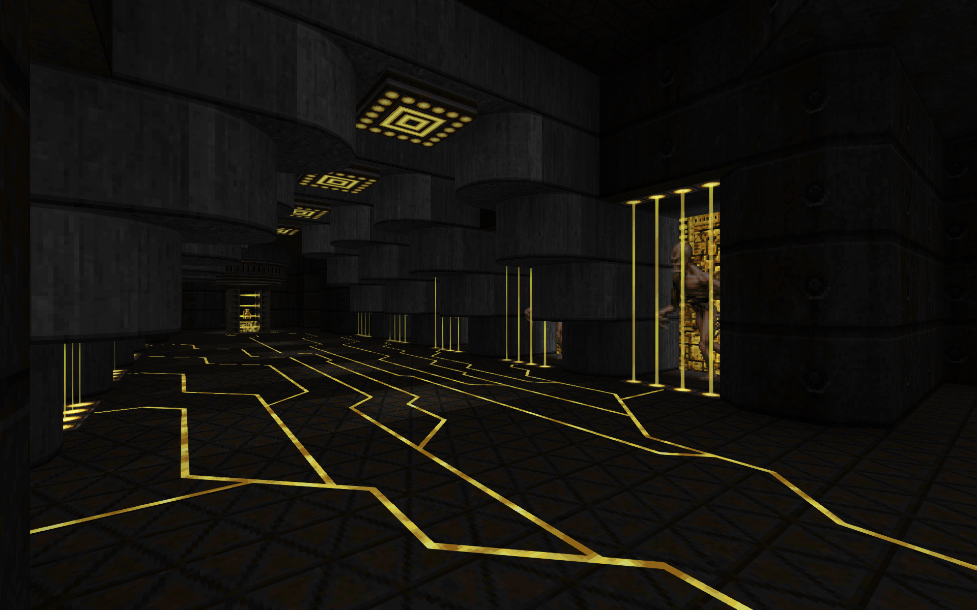 ukiro's Doom works – Levels, textures, and opinions for the world's