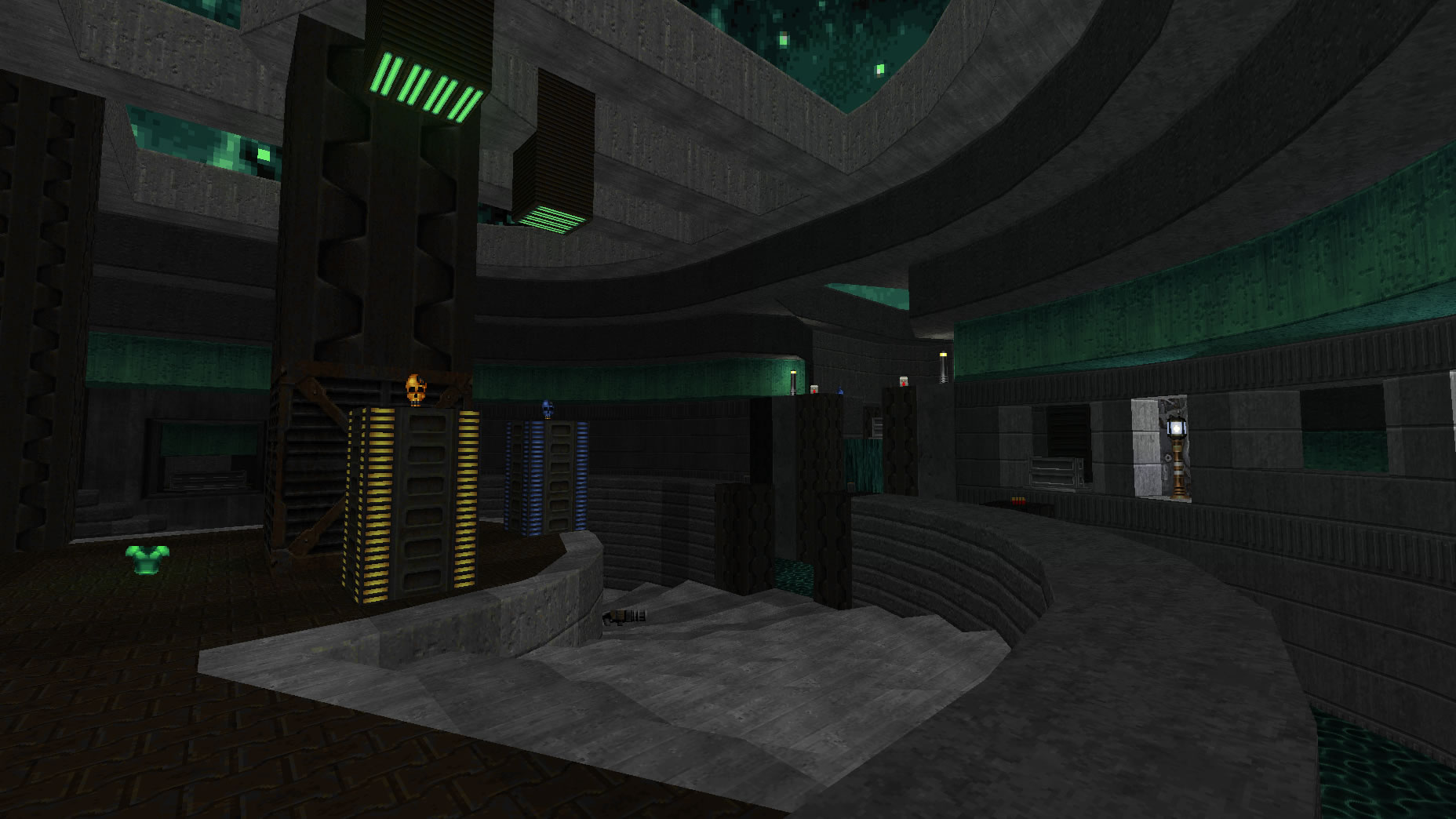 Eviternity - 32-Level Project for Doom II - Dragonfly's